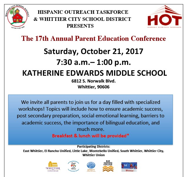 HOT Parent Conference