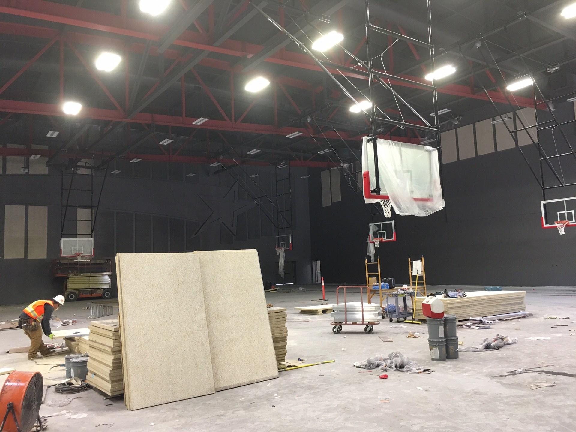 North Highs New Gym Set To Bring Pride To The Community