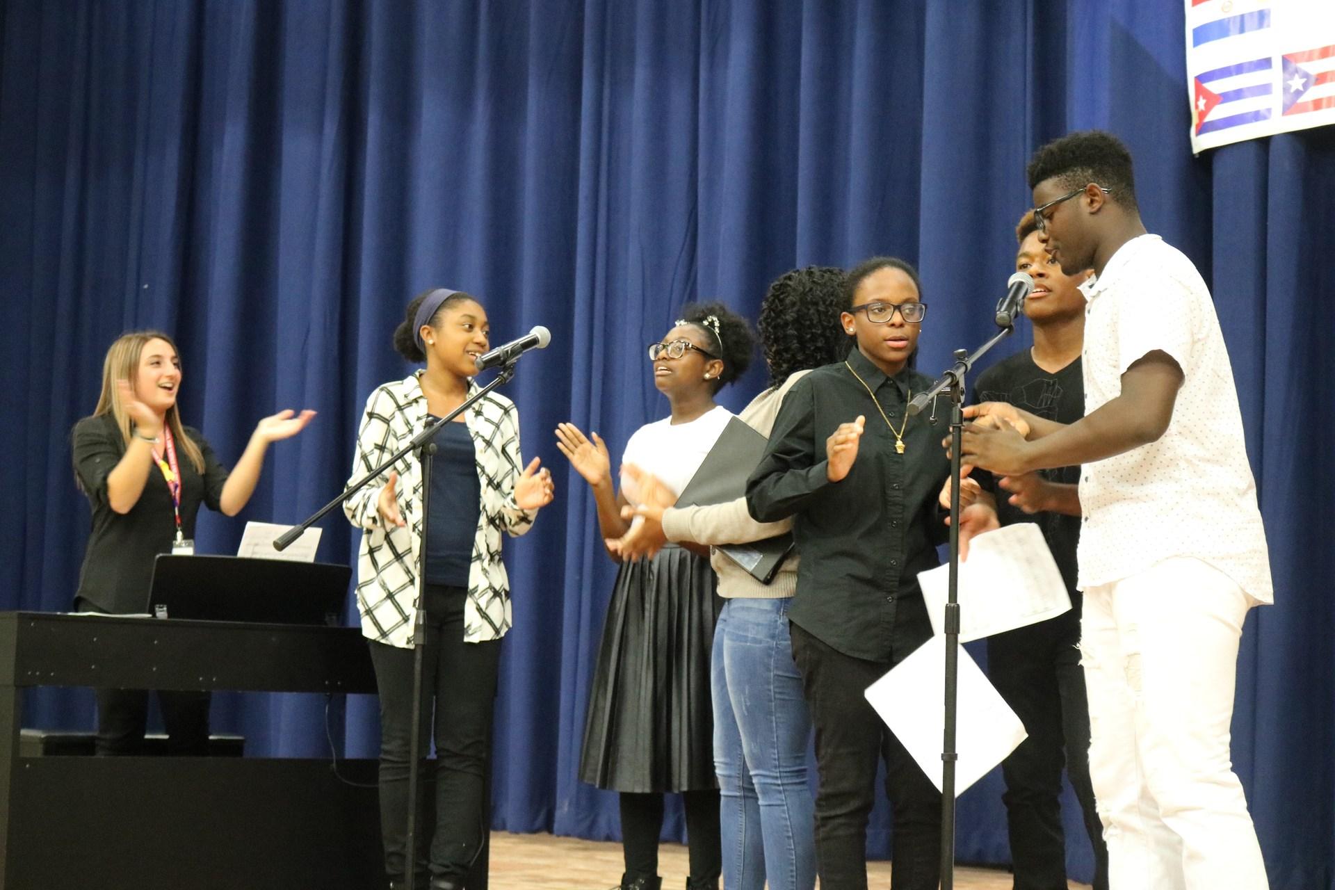 PCSST Choir