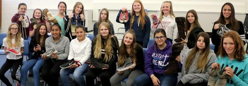 Miller Choir Students