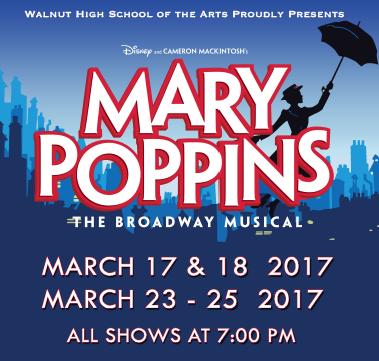 Spring Theater: Mary Poppins the Musical! Thumbnail Image