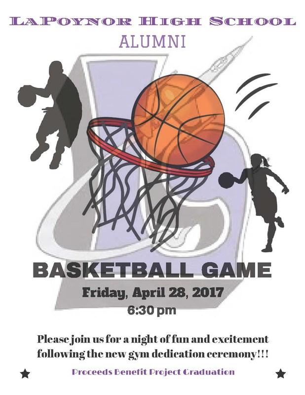 Alumni Basketball Game Thumbnail Image