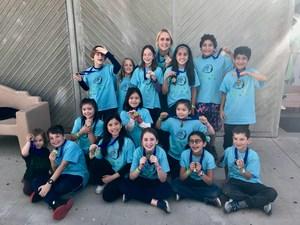 Elementary Gold Medal Winners