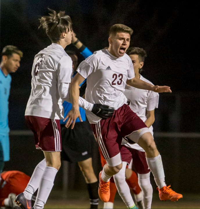 Lion Soccer Headed to Valley Championship!! Thumbnail Image