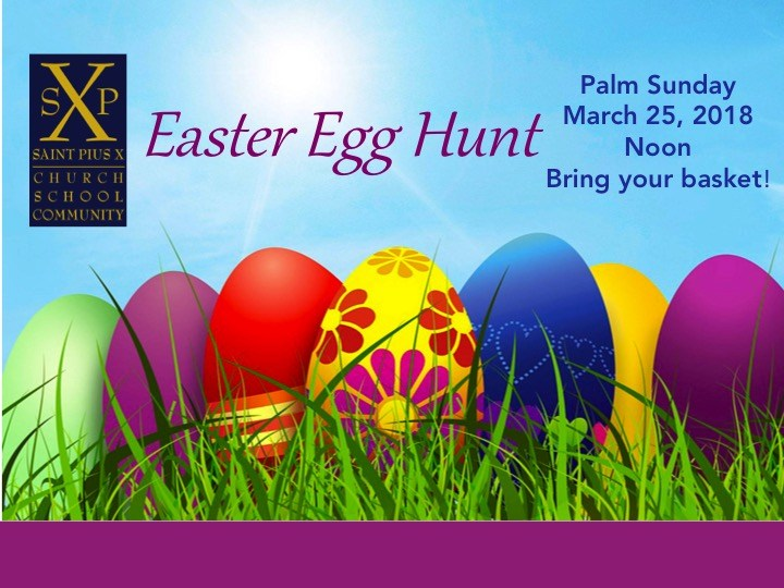 Easter Egg Hunt March 25th Thumbnail Image