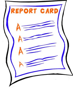 Report Card Image