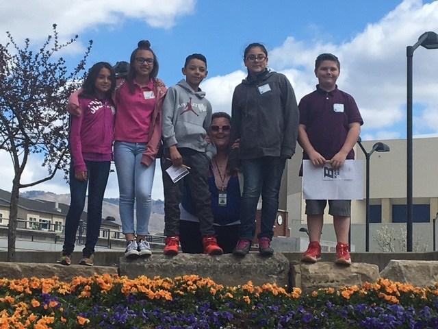 5th Graders Visit BSU Thumbnail Image
