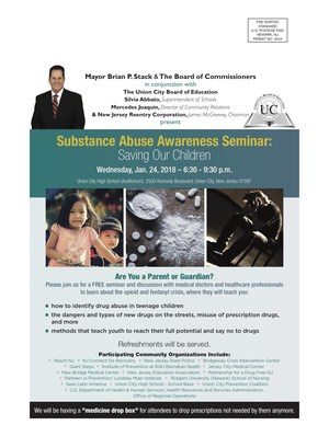 Opioid meeting january 24