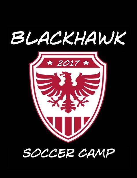 STILL SPOTS OPEN IN GRADES K-8 BLACKHAWK SOCCER CAMP! Thumbnail Image