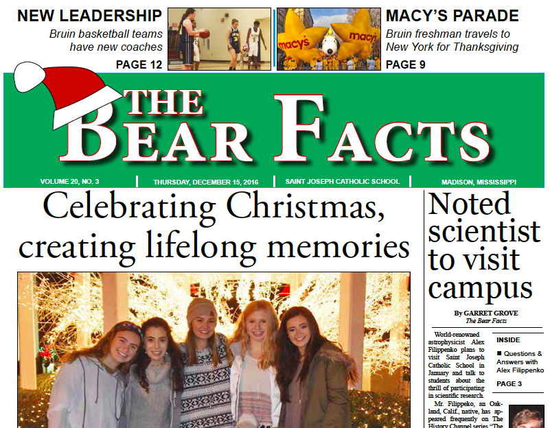 Read The Bear Facts