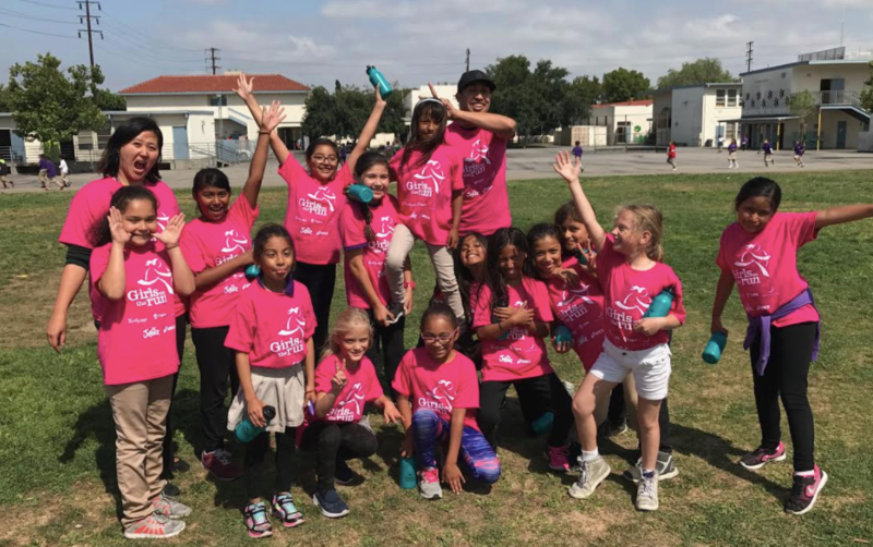 Congrats to the CCS Girls on the Run team! Featured Photo