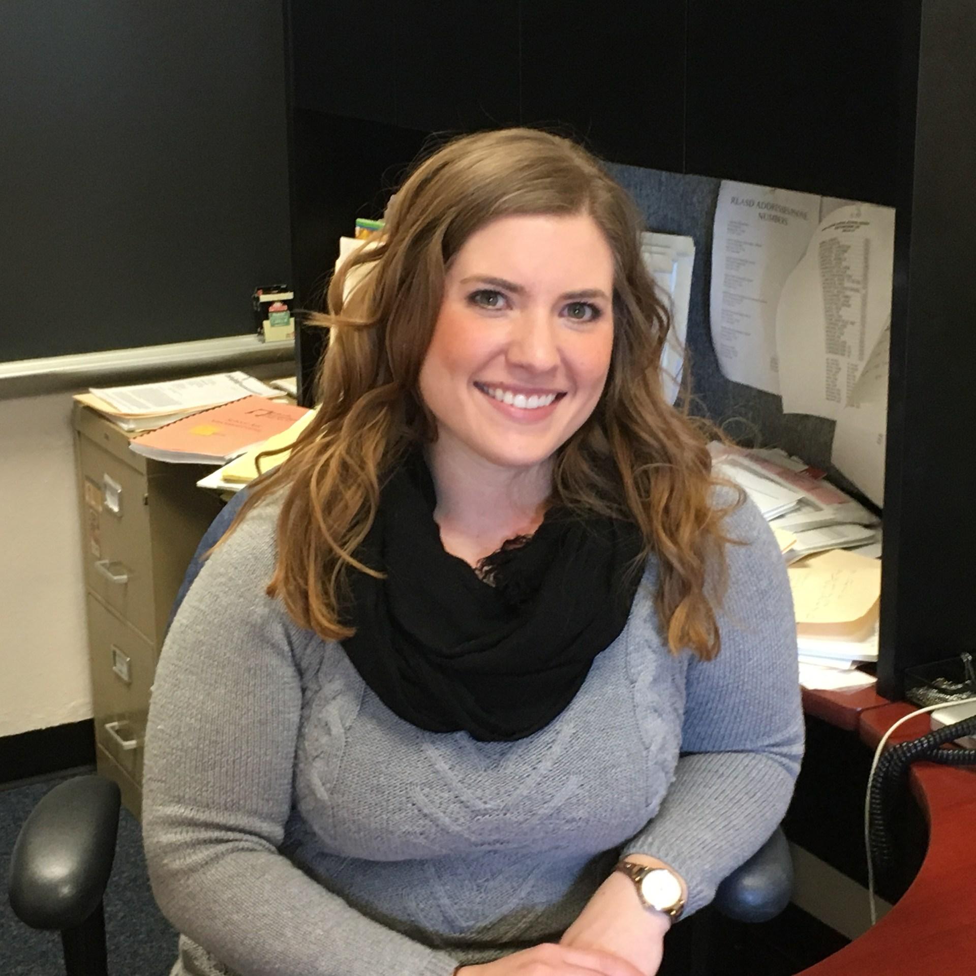 Gwyneth Yeiser, Special Education Supervisor