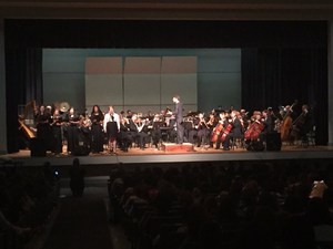 Virginia Symphony at SMS