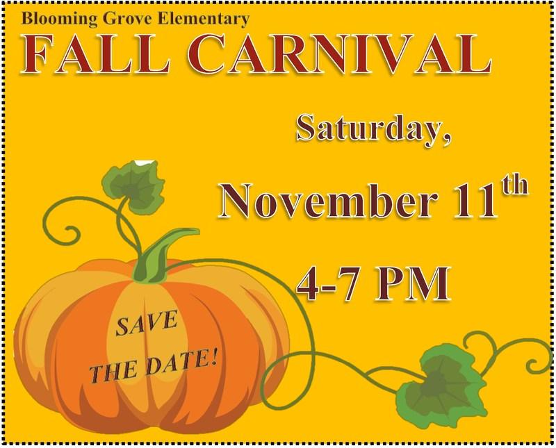 BGE Fall Carnival Thumbnail Image