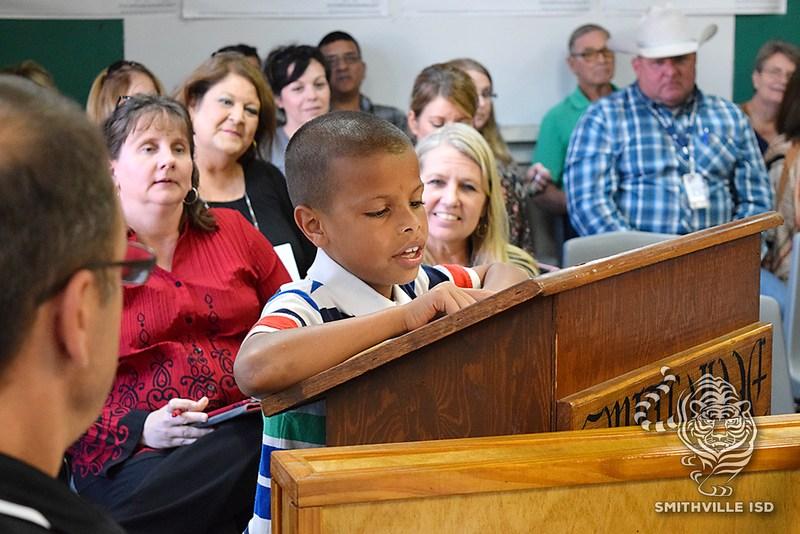 October Character Education Speaker Thumbnail Image