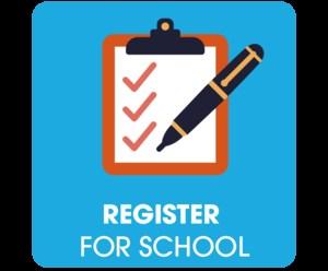 register for school clipart