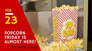 Popcorn Friday logo