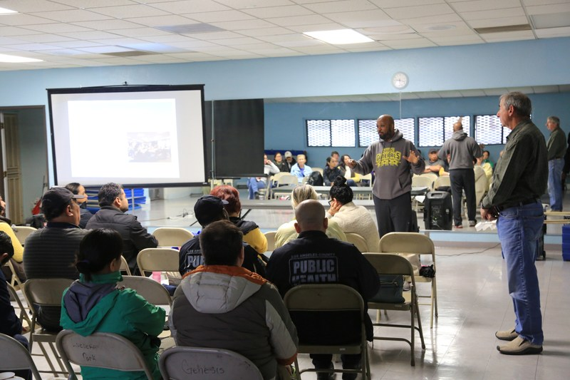 Compton Creek MAD Hosts Emergency Mosquito Response Training Days Featured Photo
