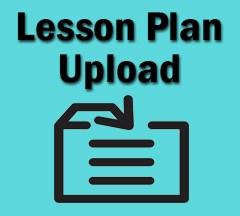 Lesson Plan Upload