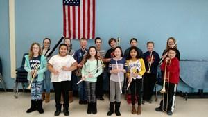 6th Grade Solo Festival Participants