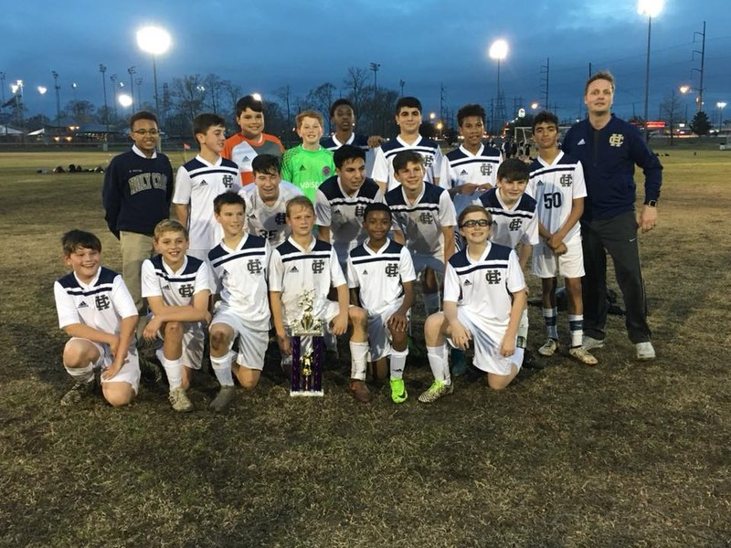 7th & 8th Grade Soccer Wins NOAL Championship Featured Photo