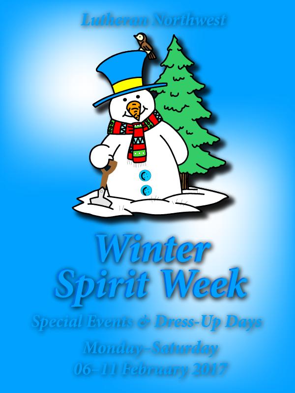 Winter Spirit Week.