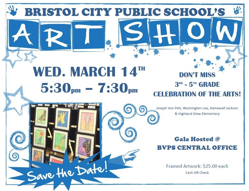 Art Show March 14