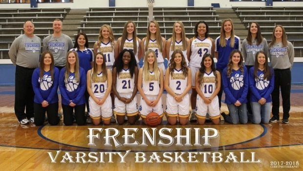 FHS Girls Basketball Team