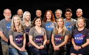Hart District Teachers participating in the NASA SOFIA Mission