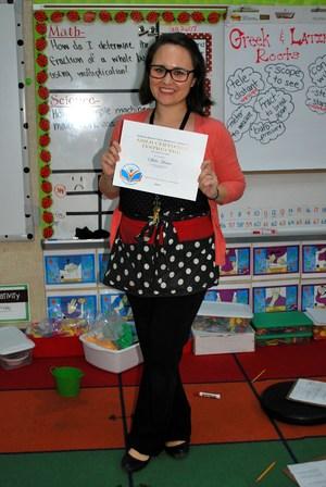 Ms. Shila Heeter