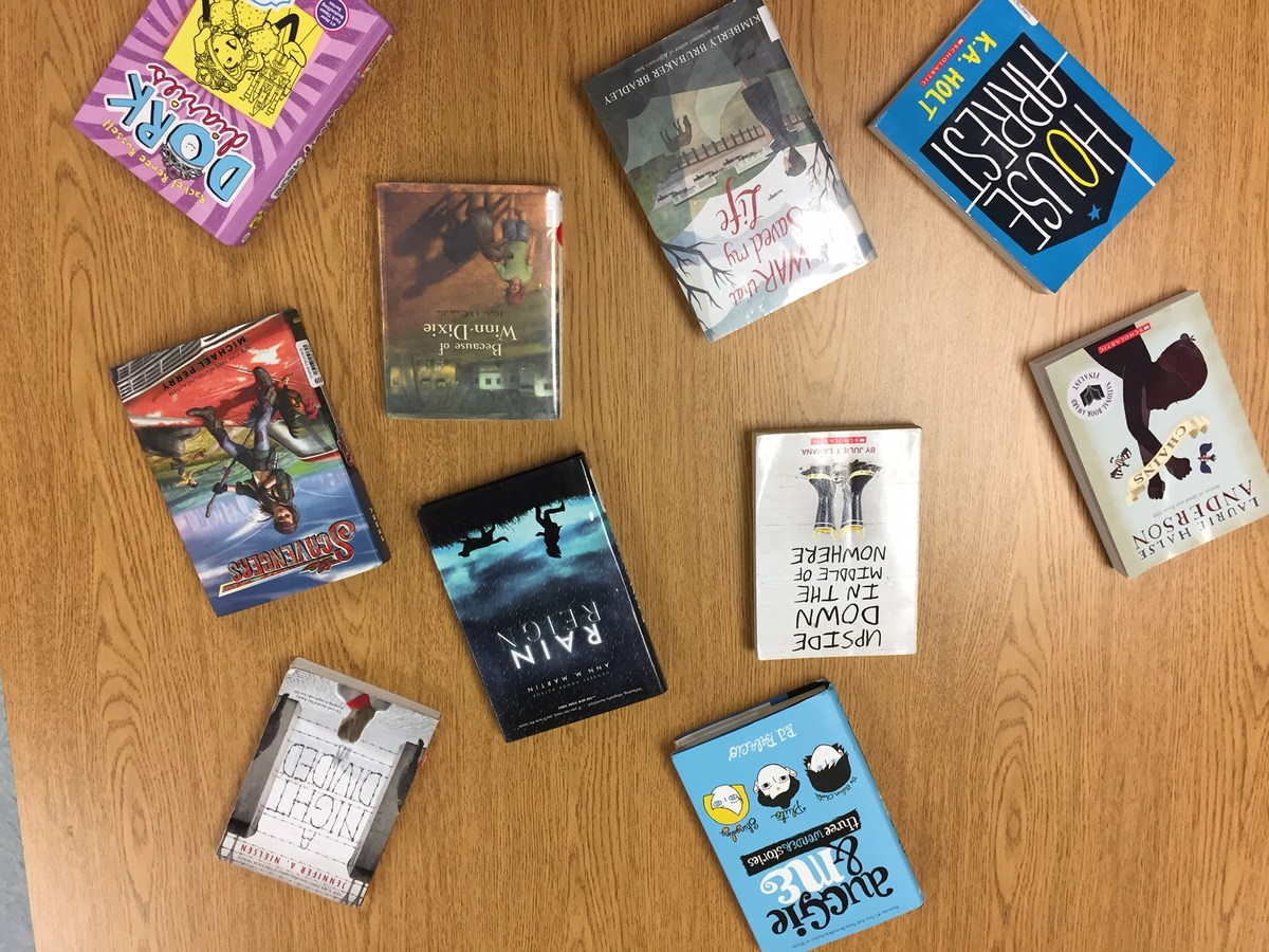 battle of the books selections