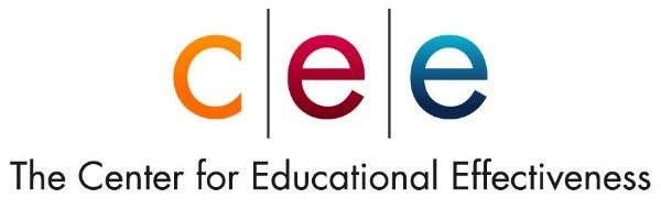 Logo for The Center for Educational Effectiveness