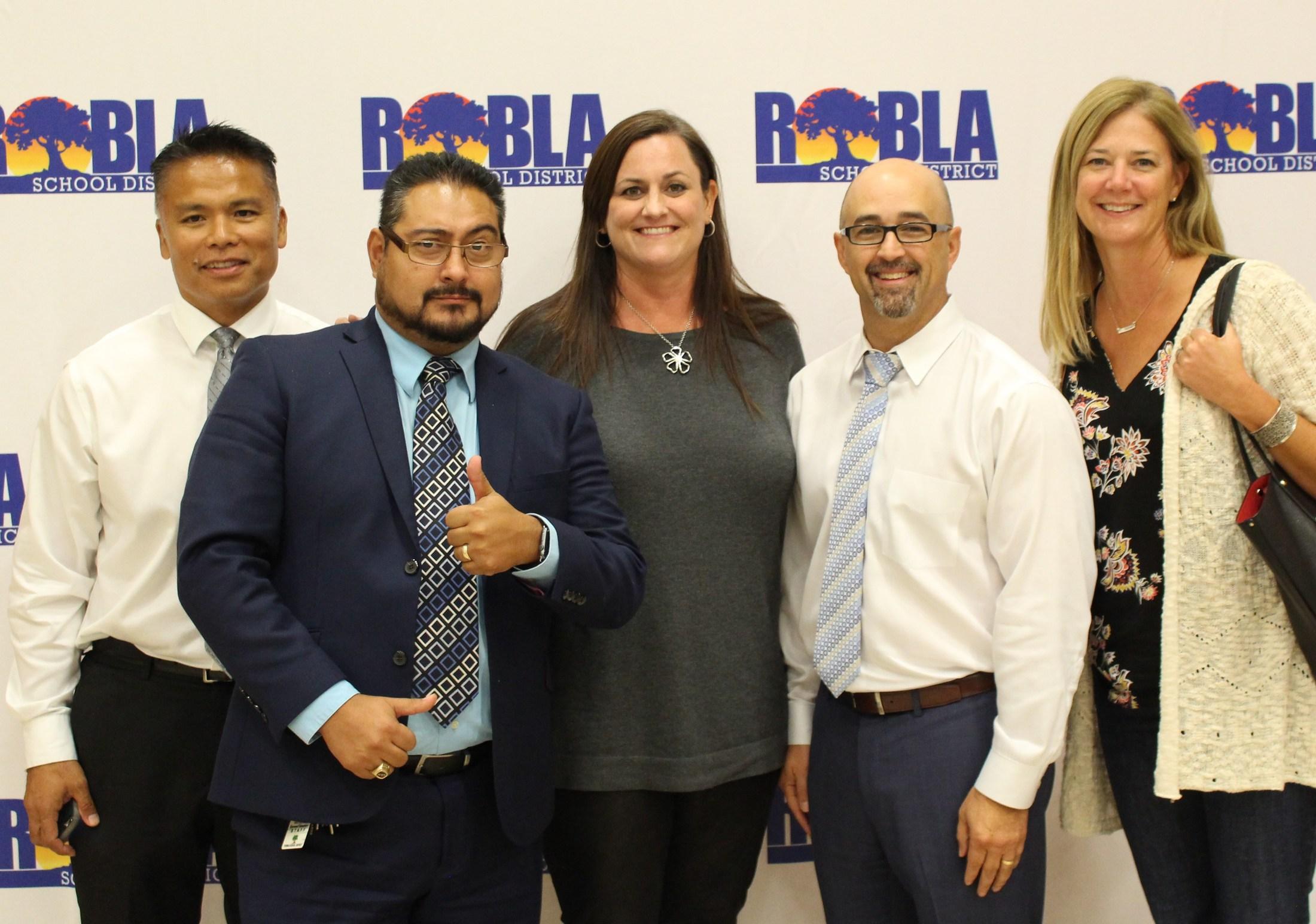 Robla School District Principals