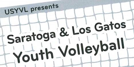 Saratoga & Los Gatos Youth Volleyball