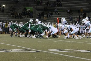 Tahquitz Titans offensive line preparing for the next play