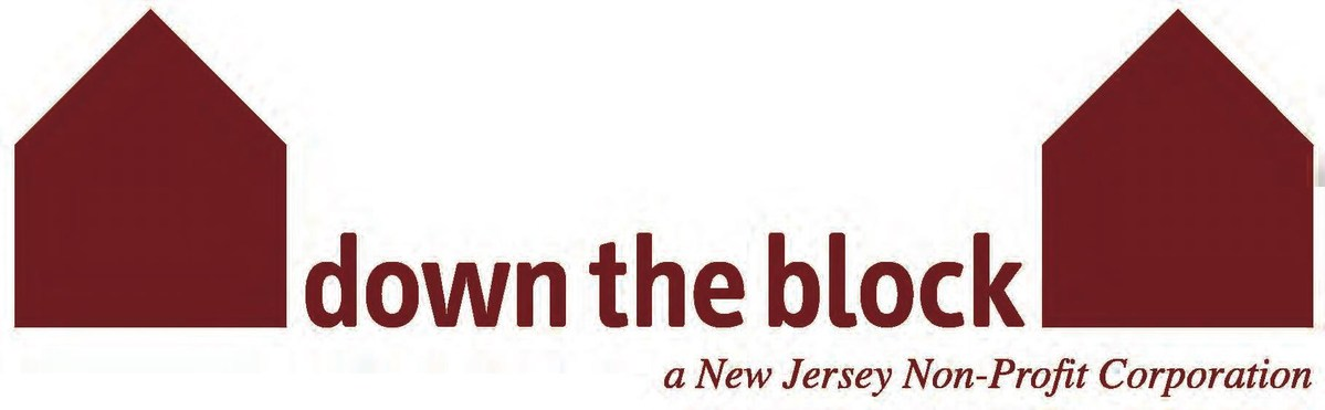 Down the Block logo