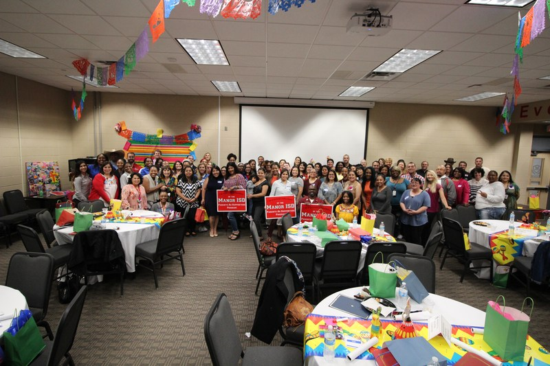 MISD Hosts Volunteer Appreciation Luncheon Thumbnail Image
