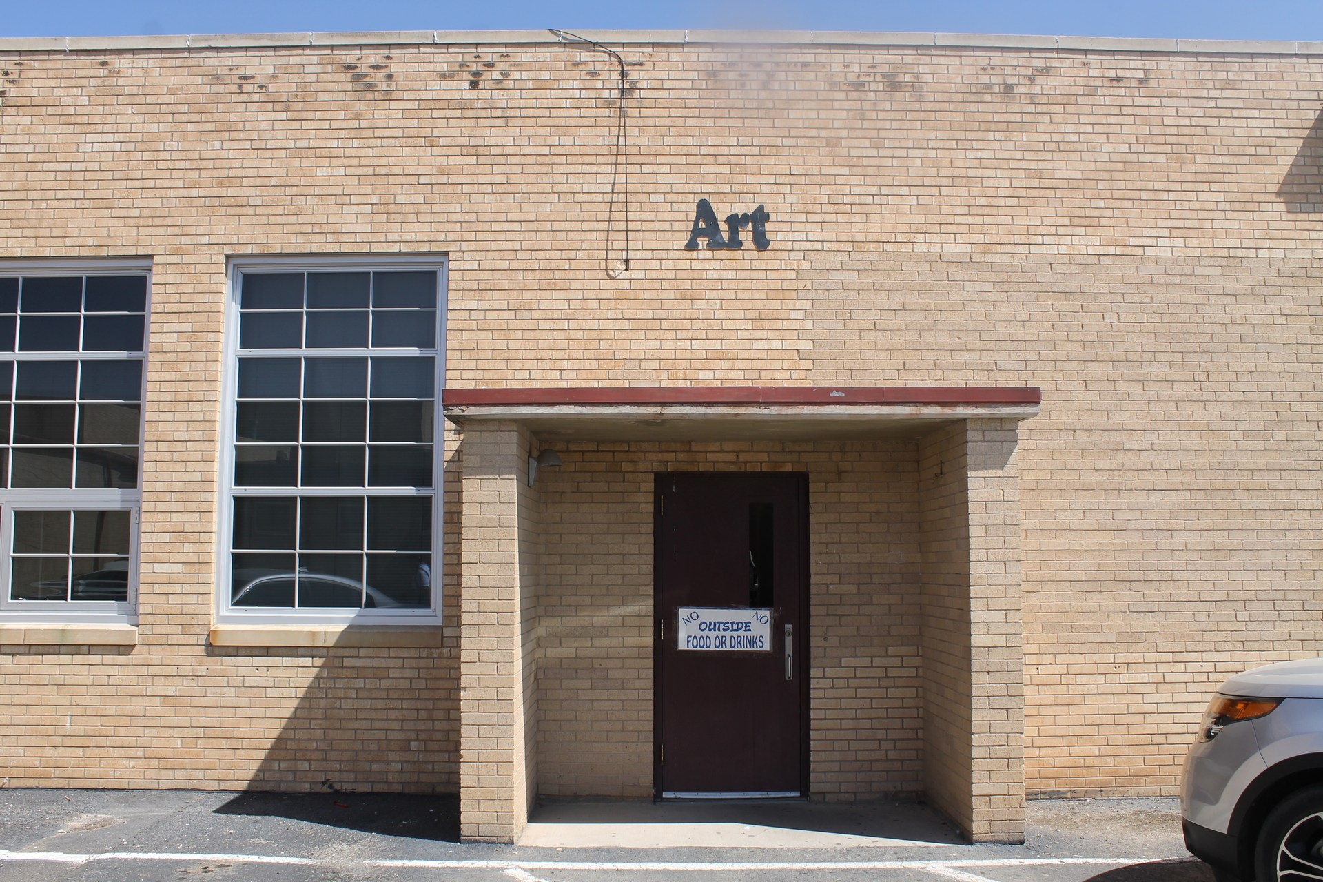 The Art Building