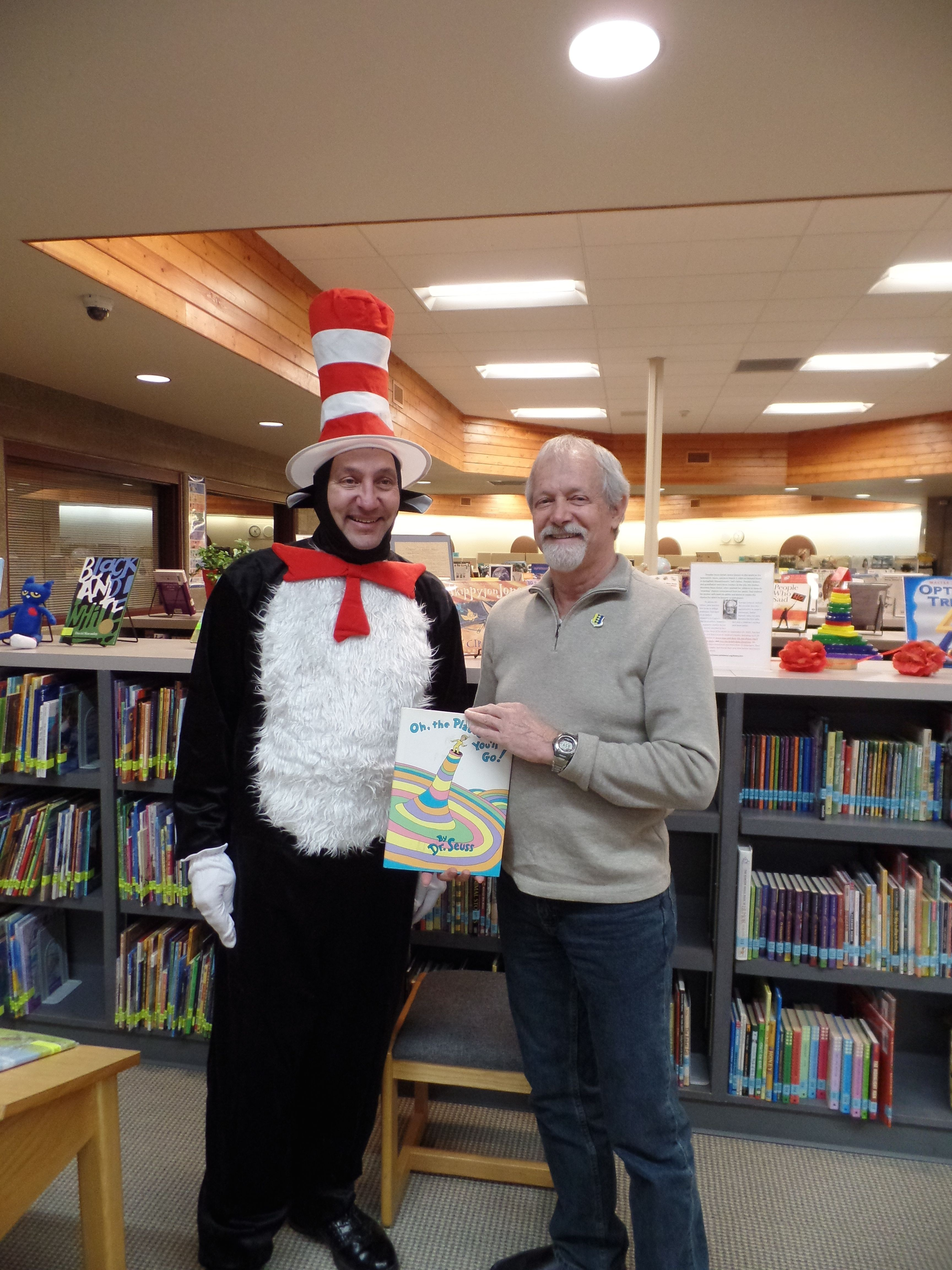home library douglas school district or larson s the cat in the hat