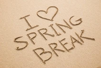 Spring Break!! Featured Photo