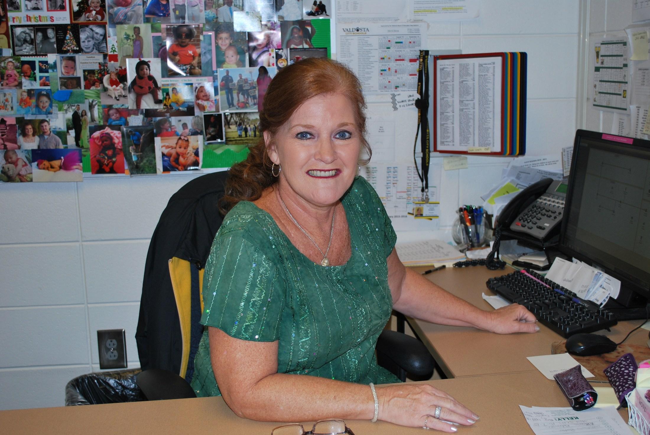 Angie Warren