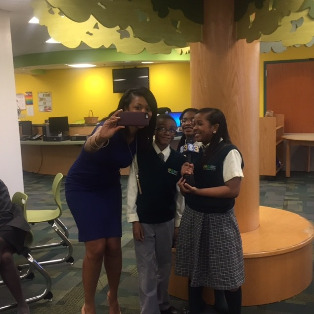 GLA Scholars on CBS 3 Featured Photo