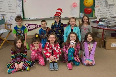 photo of elementary students