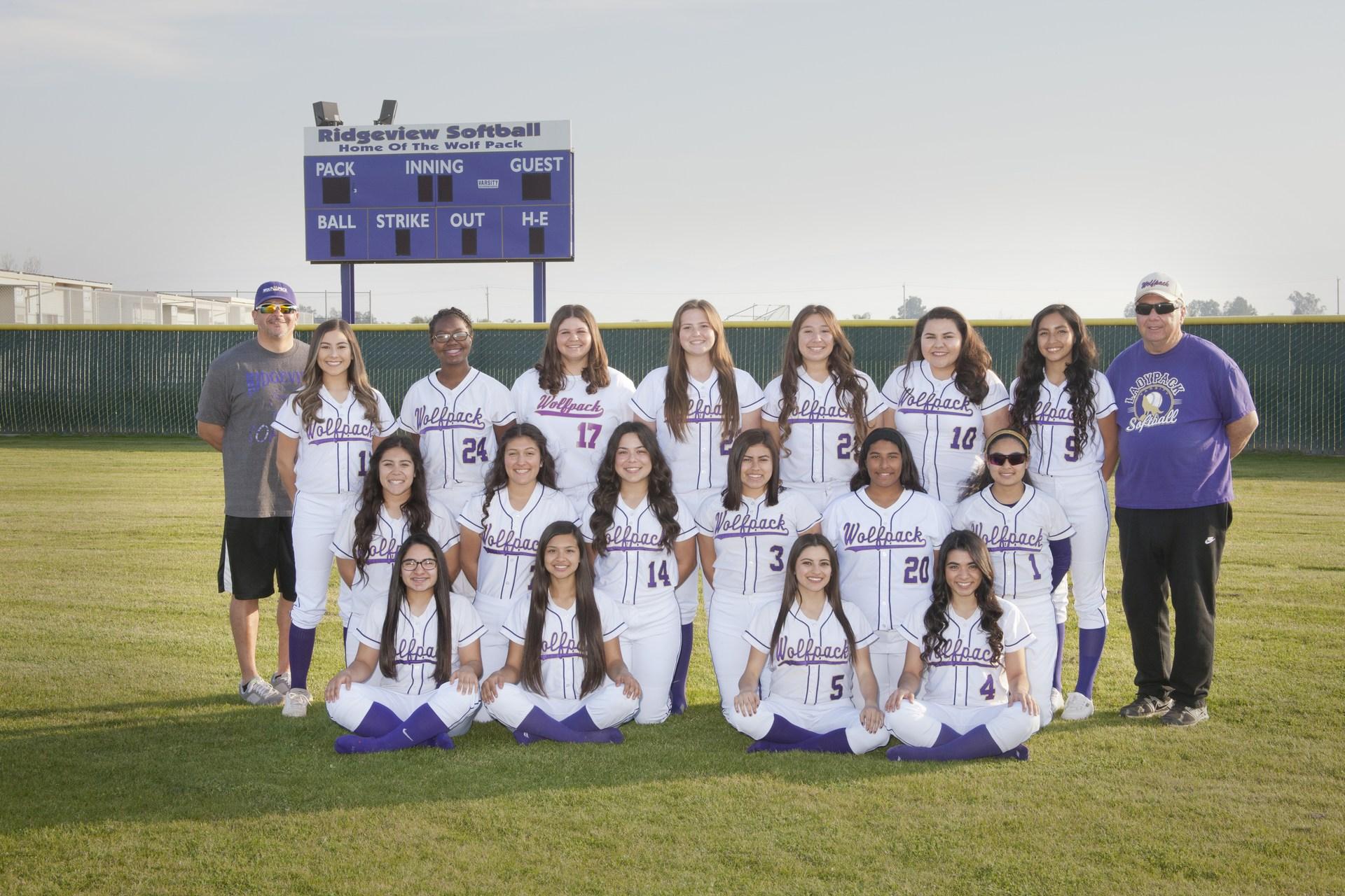 RHS Varsity Softball