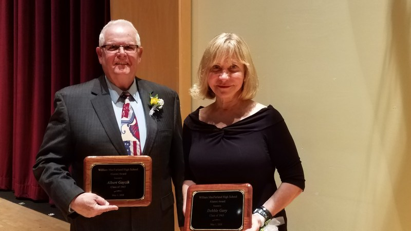 BRHS Inducts two into Alumni Hall of Fame Thumbnail Image