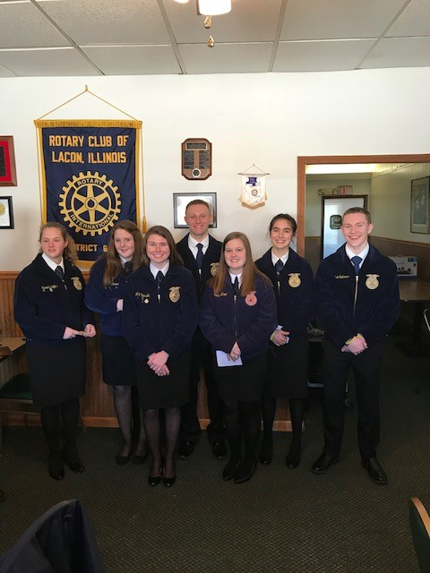 Ag Issues visits Rotary Featured Photo