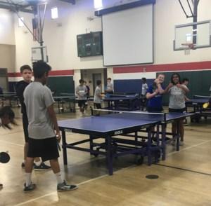OH YAH! Ping Pong Unit!!