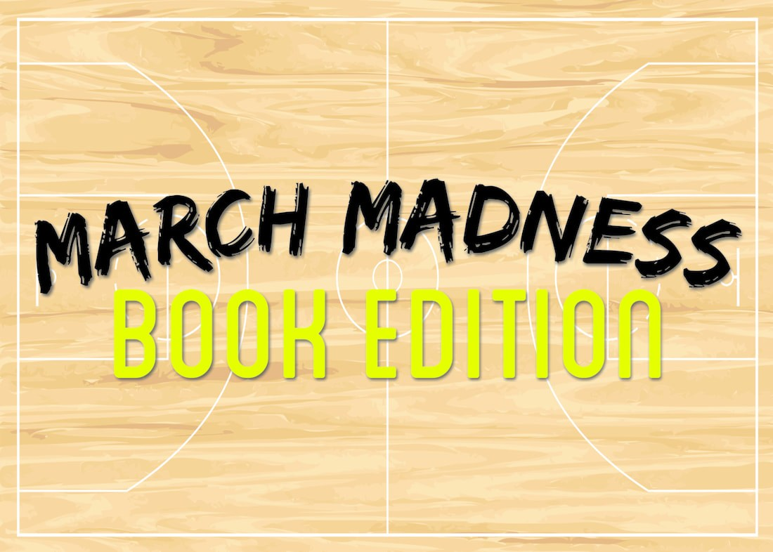 March Book Madness Header