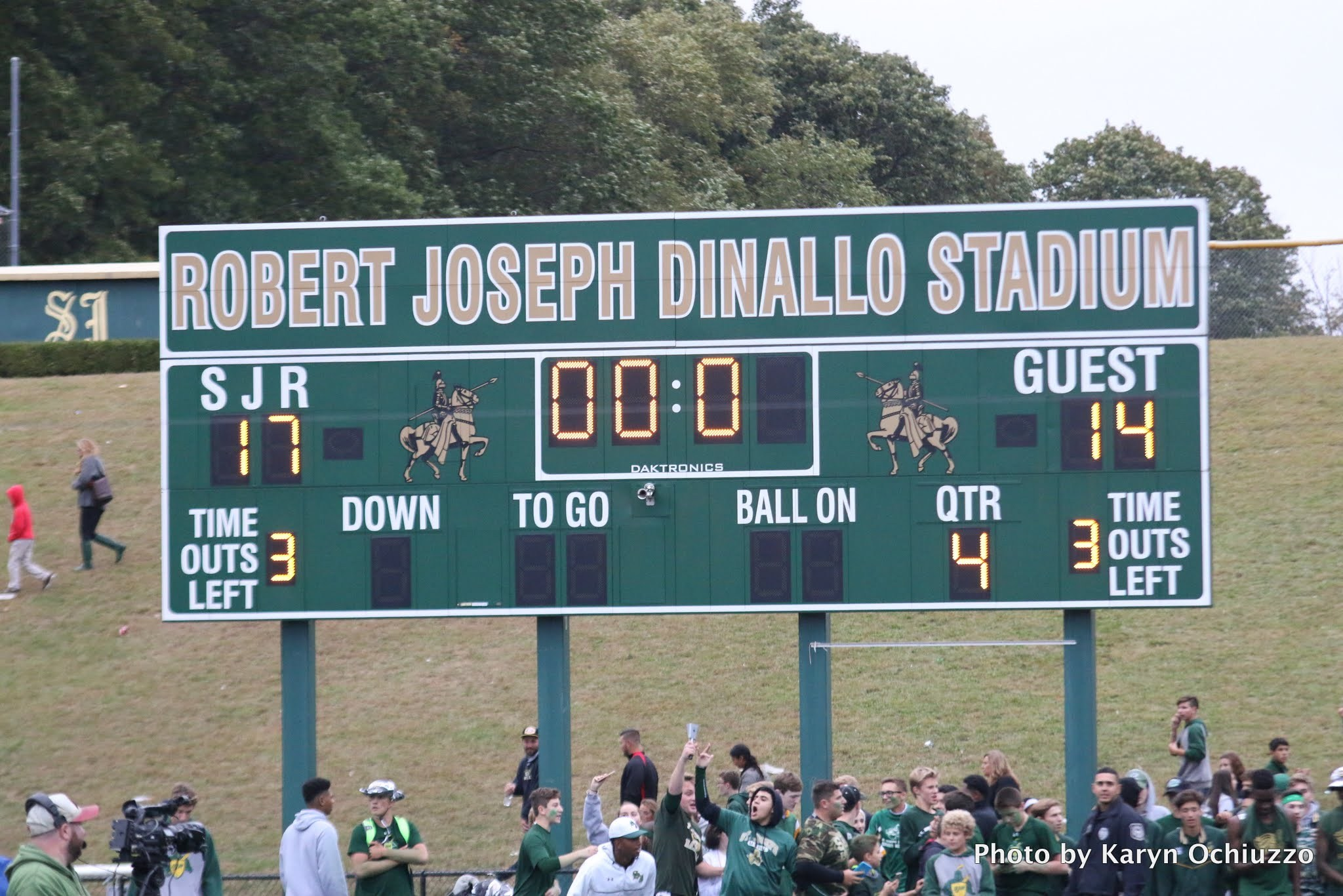 Football - Athletic Departments - Saint Joseph Regional School