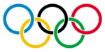 Olympic rings logo